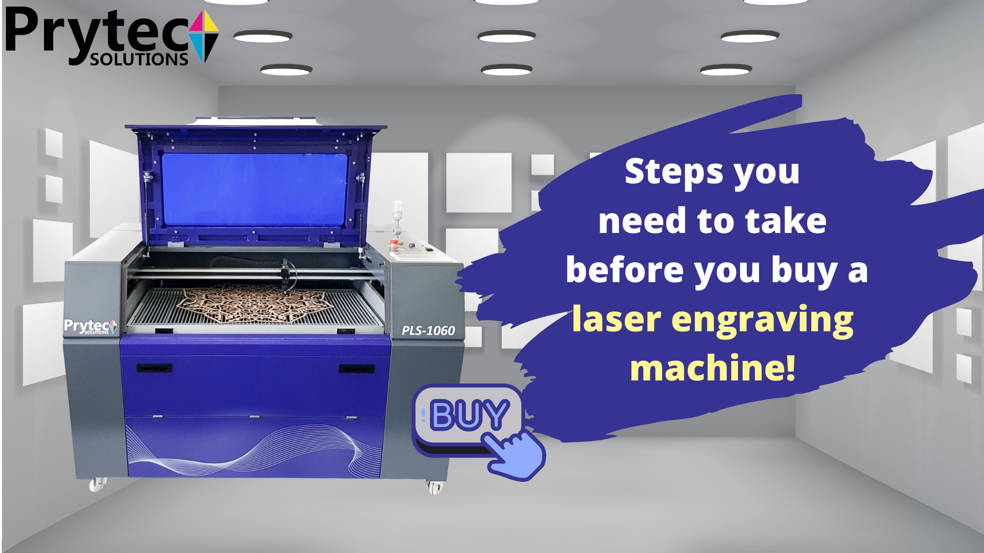 Steps you need to take before you buy a laser engraving machine! Main Image